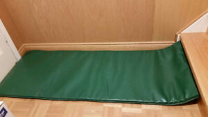 Gym Exercise Aerobics Stretching Yoga Mat - good condition