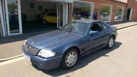 1992 MERCEDES BENZ SL SERIES 300 SL Auto