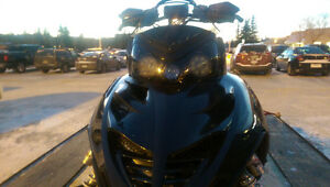 2010 Dragon 800 custom bulletproof + two place trailer