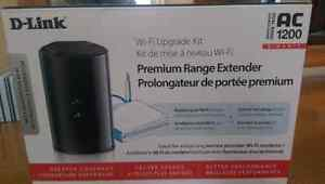 D-Link Wireless Range Extender