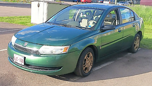 2003 Saturn Ion sedan. Automatic. Lic&insp 05/2018