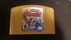 Pokemon stadium 2 N64 Nitendo 64 GAME PAK