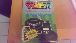 Colecovision Expansion Module #2 - Steering Wheel Controller