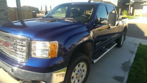 2013 GMC Sierra 2500 SLE. WARRANTY. Trade.