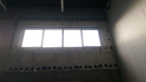 2 sliding windows