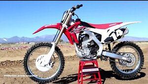 Wanted!! Honda bike