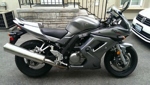 Very Clean 2007 Suzuki SV650s Ready To Go