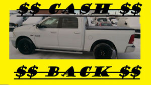 2014 DODGE RAM 1500 SLT CREWCAB 4X4 FACTORY WARRANTY