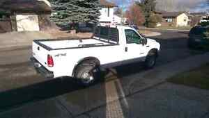 Ford F-250 $8000 or trade for 1L street bike
