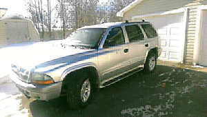 2003 Dodge Durango for sale - REDUCED