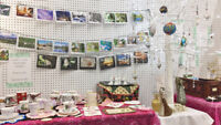 PLEASE COME TO THE HERITAGE CENTER CRAFTERS MARKET IN CAMROSE