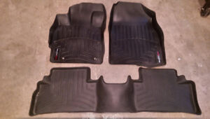 WeatherTech floor liners - Mazda CX 7 or comparable