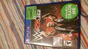 Selling WWE 2K 16 25$!
