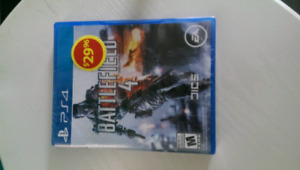 Factory sealed Battlefield4 Playstation 4 game