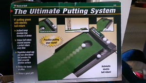 Ultimate Putting System!