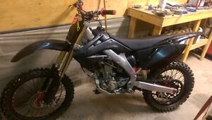 Parting out 2007 Crf250r