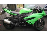 2012 - KAWASAKI ZX-6R 9F, EXCELLENT CONDITION, £5,750 OR FLEXIBLE FINANCE