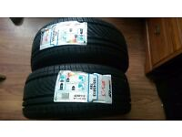 Avon tyres brand new £30 each or both for £50 free delivery in Leicester