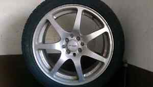 FAST RIMS-215/45/R17--MUST GO!!!!