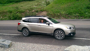 2015 Subaru Outback 3.6R limited fully loaded