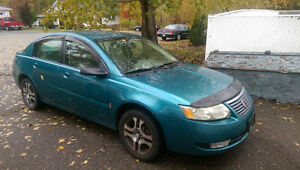 2005 Saturn ION Sedan, new MVI - 2200$ OBO