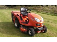 Kubota Ride on Lawn Mower