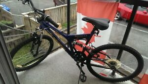 "19"" Nakamura Monster 3.9 mountain bike (18-speed)"