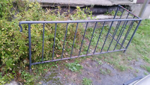 Iron railing for sale