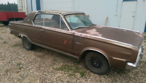 """1966 Plymouth Valiant Signet/ Dodge Dart GT """"Project"""""""