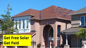 Want Solar Panels At Zero Cost, And $1,500~$4,000?
