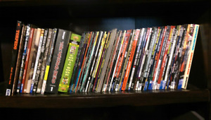 Graphic Novels - large collection