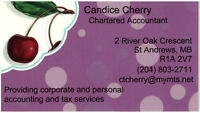 Chartered accountant offering tax services at great rates!