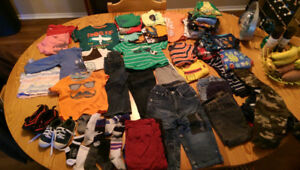 Baby clothes, shoes, etc (1-2 years)