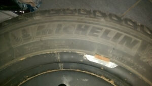 Mazda 3 Snow rims and tires 205/55/16. Kitchener / Waterloo Kitchener Area image 5