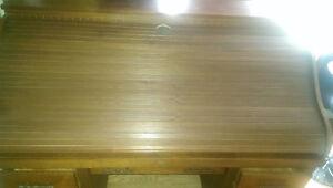 Antique Wood Roll Top Desk Kitchener / Waterloo Kitchener Area image 4