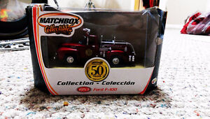 Matchbox Collectibles 1953 Ford F-100 Kingston Kingston Area image 1