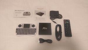 ***Android TV box*** with Kodi and Exodus