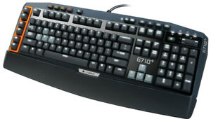 LOGITECH G710+ MECHANICAL KEYBOARD - BROWN SWITCHES - NEW