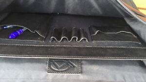 Black Leather Bag Kingston Kingston Area image 5