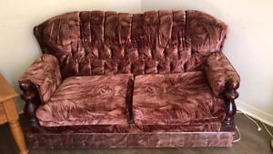 CHEAP COUCH - PRICE NEGOTIABLE