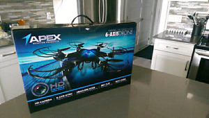 Drone 2.4Ghz Wi-Fi with HD Camera On Board