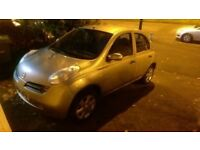 NISSAN MICRA 1.2 PETROL 2004 (04) 5DR LOW MILEAGE