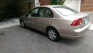 *****2002 Honda Civic LX Model Sedan*****