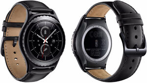 New Samsung Gear S2 Classic 4G with GPS Mic & Speaker