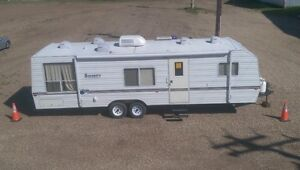 Security 29 foot Travel Trailer