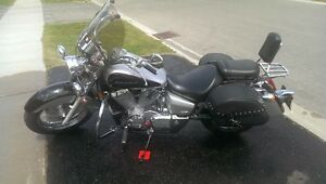 2008 Honda Shadow Aero VT750 Touring PRICED TO SELL!!