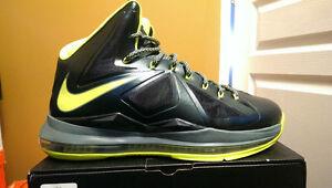 Brand New Nike Air Lebron X (Dunkman) men sz US 11