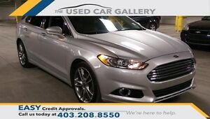 2013 Ford Fusion Titanium AWD, Navigation, AWD, leather