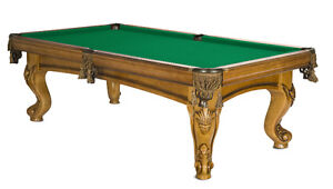 NEW & USED POOL TABLES & SHUFFLEBOARDS