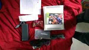 Xbox 360  + jeux        20 gigas ( négociable )